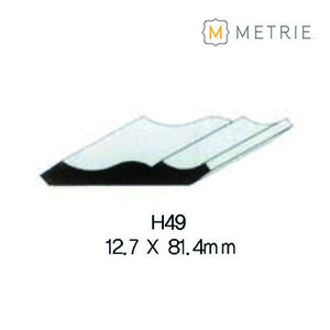 H49 천정몰딩 Crown-Moulding